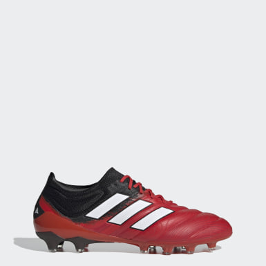 Women Football Red Copa 20.1 Artificial Grass Boots