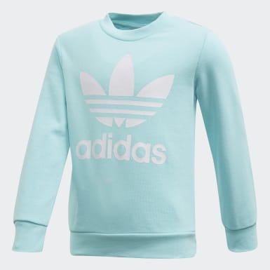Kinder Originals Crew Sweatshirt-Set Blau