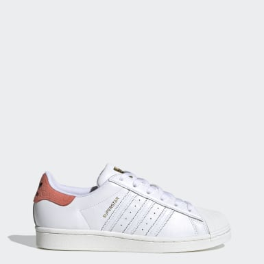 Scarpe Superstar Bianco Donna Originals