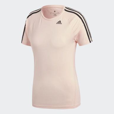 D2M 3-Streifen T-Shirt