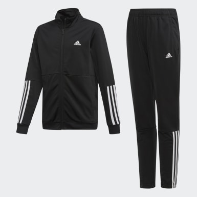 черный Спортивный костюм YB Training TS