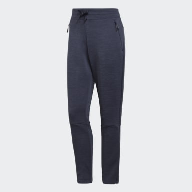 Women Athletics Blue adidas Z.N.E. Pants