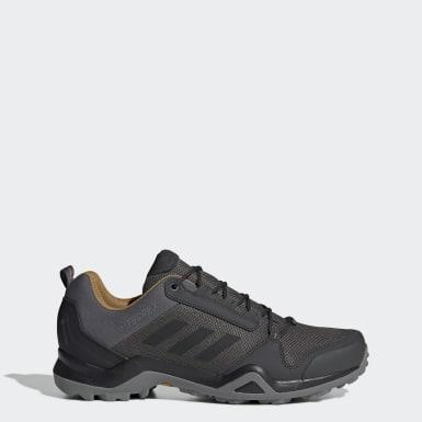 Erkek TERREX Grey Terrex AX3 GORE-TEX Yürüyüş Ayakkabısı