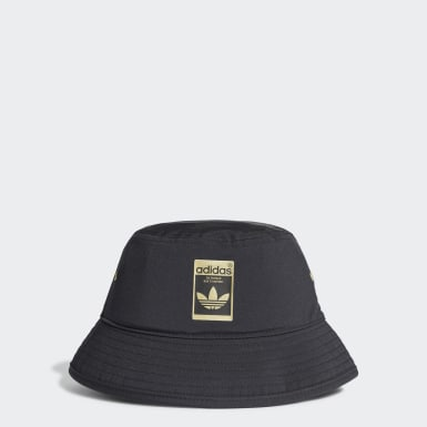 Gorro Bucket Negro Originals