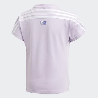 Camiseta Disney Frozen Violeta Niña Training