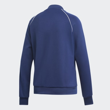 Dames Originals Blauw SST Trainingsjack