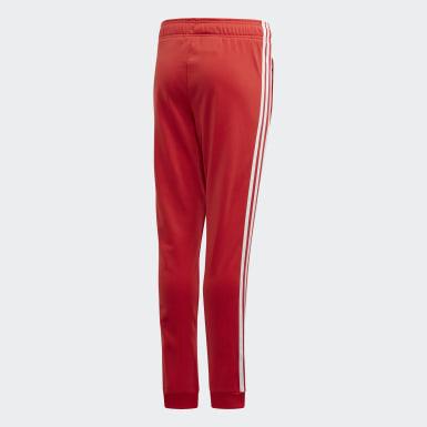 Παιδιά Originals Κόκκινο SST Track Pants