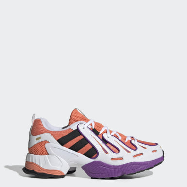 Men Originals Orange EQT Gazelle Shoes