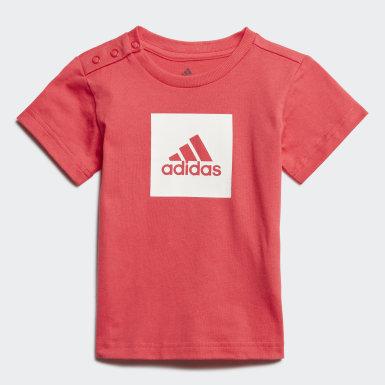 Kinderen Training Roze Logo Zomersetje