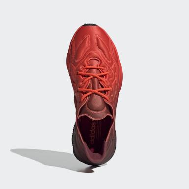 Männer Originals OZWEEGO Tech Schuh Rot