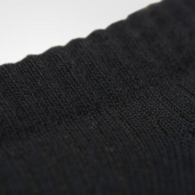 Training Siyah 3-Stripes Performance Görünmez 3 Çift Çorap