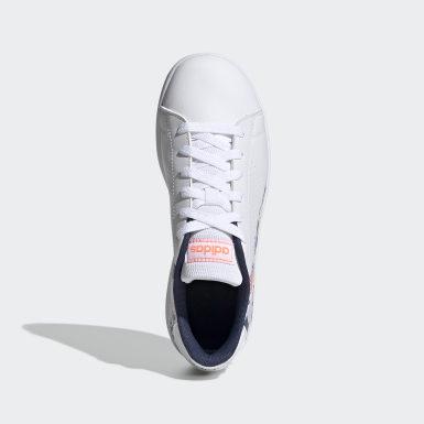 Zapatillas Advantage (UNISEX) Blanco Niño Sport Inspired