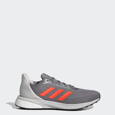 Men Running Grey Astrarun Shoes