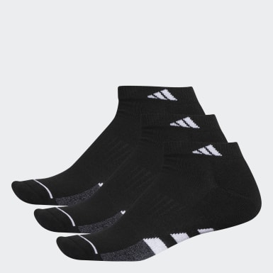 Men's Training Black Cushioned 2.0 Low-Cut Socks 3 Pairs