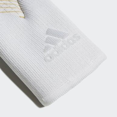 Futbal biela Brankárske rukavice X 20 Pro