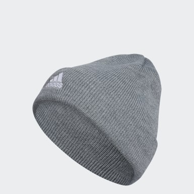 Men's Training Grey Team Issue Fold Beanie