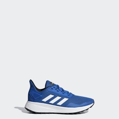 Zapatilla Duramo 9 Azul Niño Running