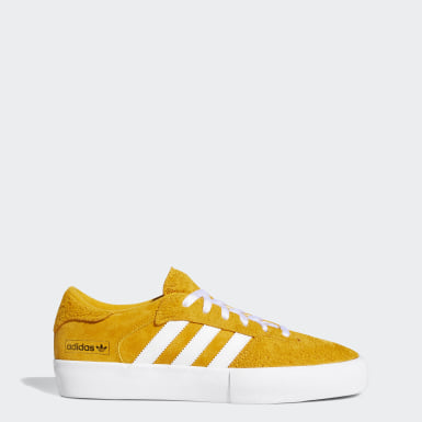 Tenis Matchbreak Super Amarillo Hombre Originals