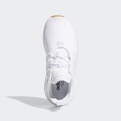 Youth Originals White X_PLR Shoes