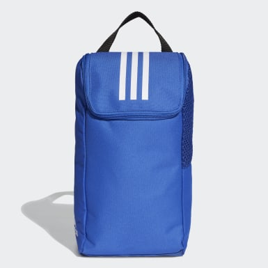 Bolsa para calzado Tiro Azul Fútbol