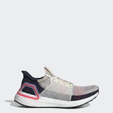 Frauen Running Ultraboost 19 Schuh Beige