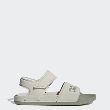 Women's Essentials Grey Adilette Sandals