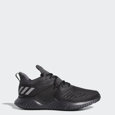 Men's Running Black Alphabounce Beyond Shoes