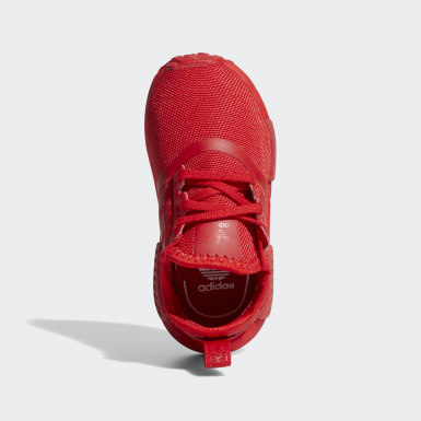 Infant & Toddler Originals Red NMD_R1 Shoes