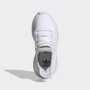 Sapatos U_Path Run Branco Criança Originals