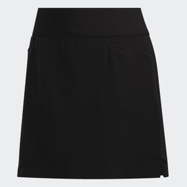 Women's Golf Black Ultimate Adistar Skort