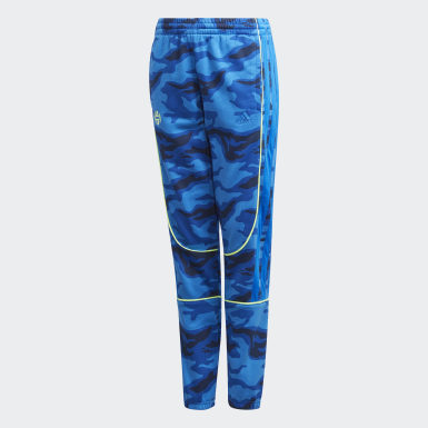Children Basketball Blue Harden Vol. 5 Pants
