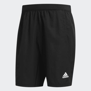 Heren Yoga Zwart 4KRFT Sport Woven Short