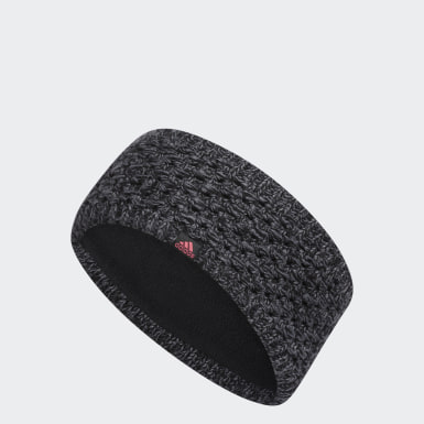 Women's Training Black Crestline Headband