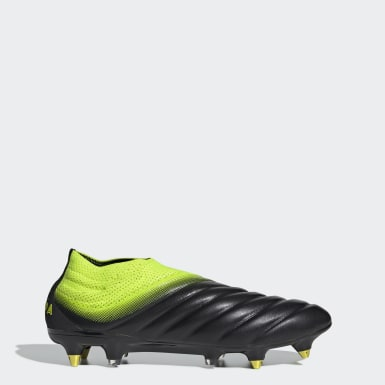Calzado de Fútbol Copa19+ Soft Ground Negro Hombre Fútbol
