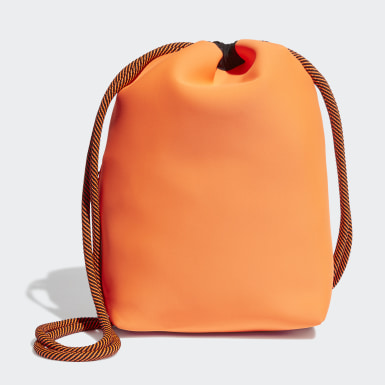 Y-3 Y-3 Drawstring Rucksack Orange