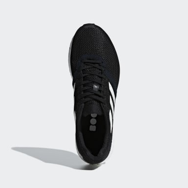 Sapatos Adizero Adios 4 Preto Homem Running