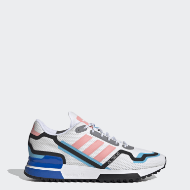 Men Originals White ZX 750 HD Shoes