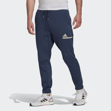 Men Athletics Blue adidas Sportswear Z.N.E. Pants