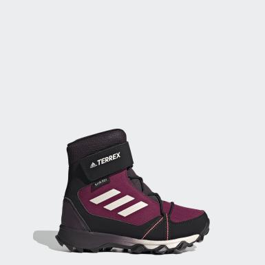 Бордовый Ботинки TERREX Snow CF CP CW