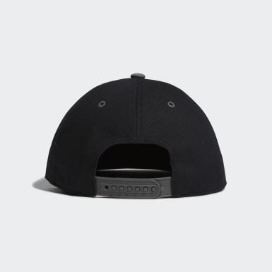 เด็ก เทรนนิง สีดำ หมวกแก๊ป