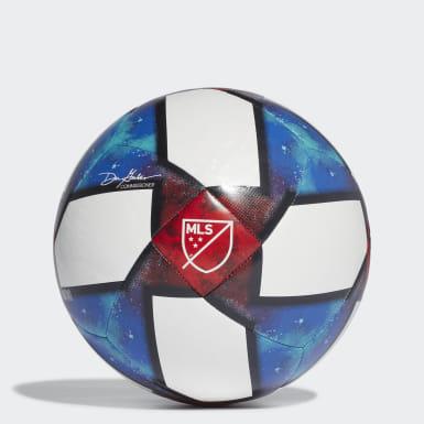 Balón Top Capitano MLS (UNISEX) Blanco Fútbol