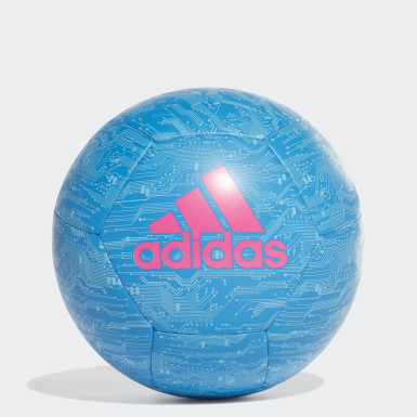 Men's Soccer Blue adidas Capitano Ball