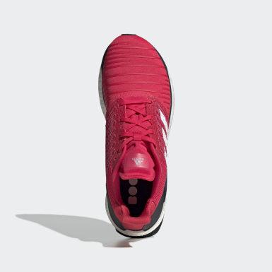 Chaussure Solar Boost Rose Hommes Running
