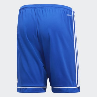 Short Squadra 17 Bleu Hommes Training