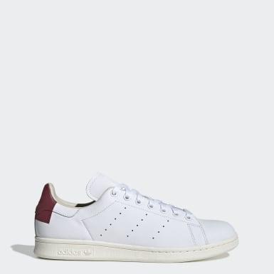 Originals สีขาว รองเท้า Stan Smith