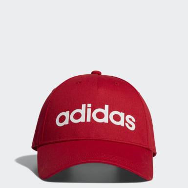 Gorra Daily Rojo Tenis