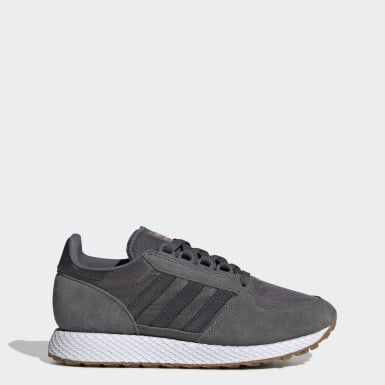 Women Originals Grey Forest Grove Shoes