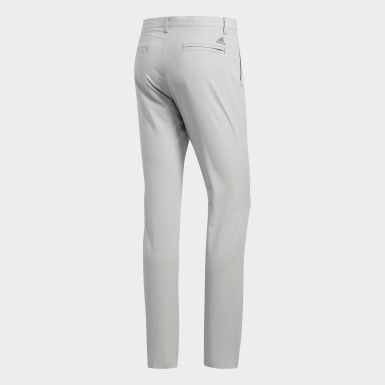 Pants Ultimate365 Tapered Gris Hombre Golf