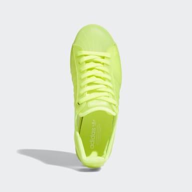 Kadın Originals Sarı Superstar Jelly Ayakkabı