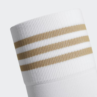 Football White Real Madrid Home Socks